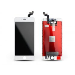 """LCD kijelző érintőpanellel - Apple iPhone 6S Plus 5.5"""", - AAA kiváló minőségű, utángyártott - fehér"""