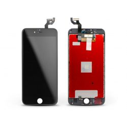 """LCD kijelző érintőpanellel - Apple iPhone 6S Plus 5.5"""", - HQ AAA kiváló minőségű, utángyártott - fekete"""