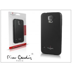 Samsung SM-G900 Galaxy S5 hátlap - black