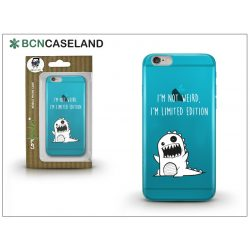 Apple iPhone 7 Plus/iPhone 8 Plus szilikon hátlap - BCN Caseland Limited Edition - azul