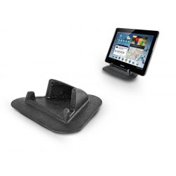 """Univerzális PDA/GSM autós tartó/anti slip pad max. 10"""", méretű készülékekhez - Choyo 2241 - fekete"""