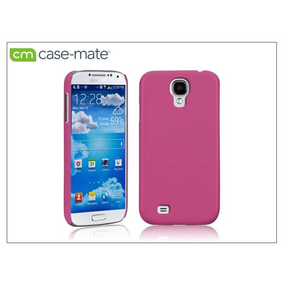 Samsung i9500 Galaxy S4 hátlap - Case-Mate Barely There - pink