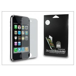 Apple iPhone 3G/3GS képernyővédő fólia - Frosted - 1 db/csomag