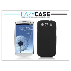 Samsung i9300 Galaxy S III hátlap - fekete