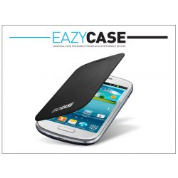 Samsung i8190 Galaxy S III mini flipes hátlap - EFC-1M7FSEGSTD utángyártott - black