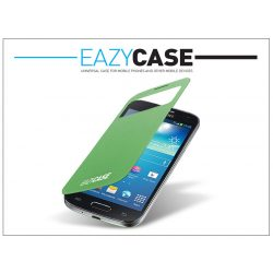 Samsung i9190 Galaxy S4 Mini View Cover flipes hátlap on/off funkcióval - EF-CI919BGEGSTD utángyártott - green