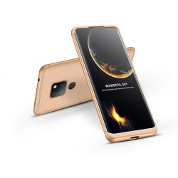 Huawei Mate 20 hátlap - GKK 360 Full Protection 3in1 - arany