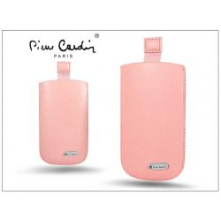 Pierre Cardin Slim univerzális tok - Sony Xperia E1/LG E460 Optimus L5 II/Huawei Ascend Y200 - Pink - 17. méret
