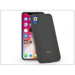 Apple iPhone X szilikon hátlap - Roar All Day Full 360 - fekete