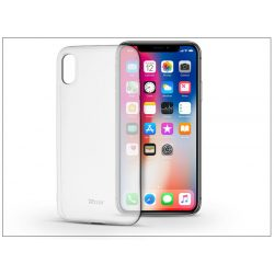 Apple iPhone X szilikon hátlap - Roar All Day Full 360 - transparent