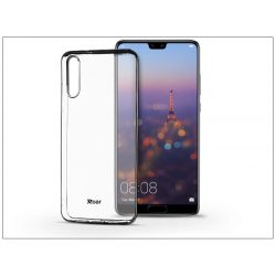 Huawei P20 szilikon hátlap - Roar All Day Full 360 - transparent