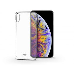Apple iPhone XS Max szilikon hátlap - Roar All Day Full 360 - transparent