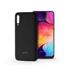 Samsung A505F Galaxy A50 szilikon hátlap - Roar All Day Full 360 - fekete