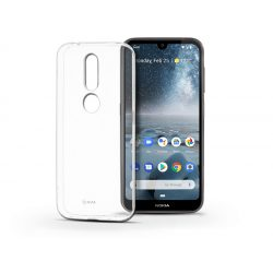 Nokia 4.2 szilikon hátlap - Roar All Day Full 360 - transparent
