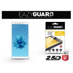 Xiaomi Mi A2 gyémántüveg képernyővédő fólia - Diamond Glass 2.5D Fullcover - fehér
