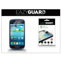 Samsung i8190 Galaxy S III mini képernyővédő fólia - 2 db/csomag (Crystal/Antireflex HD)