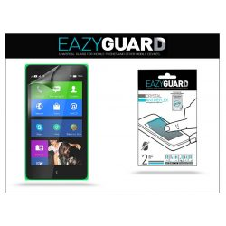 Nokia XL képernyővédő fólia - 2 db/csomag (Crystal/Antireflex)