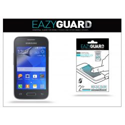 Samsung SM-G130 Galaxy Young 2 képernyővédő fólia - 2 db/csomag (Crystal/Antireflex HD)