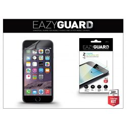 Apple iPhone 6/6S képernyővédő fólia - 2 db/csomag (Crystal/Antireflex HD)