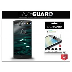 LG V10 H960A képernyővédő fólia - 2 db/csomag (Crystal/Antireflex HD)