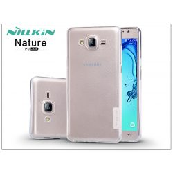 Samsung G6000 Galaxy On7 szilikon hátlap - Nillkin Nature - transparent
