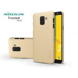 Samsung J600F Galaxy J6 (2018) hátlap - Nillkin Frosted Shield - gold