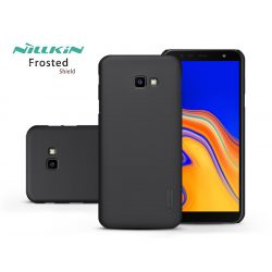 Samsung J415F Galaxy J4 Plus hátlap - Nillkin Frosted Shield - fekete
