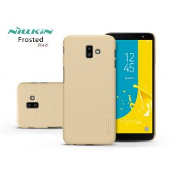 Samsung J610F Galaxy J6 Plus hátlap - Nillkin Frosted Shield - gold