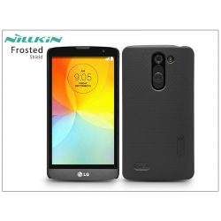 LG D331/335 L Bello hátlap képernyővédő fóliával - Nillkin Frosted Shield - fekete