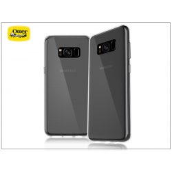 Samsung G955F Galaxy S8 Plus védőtok - OtterBox Clearly Protected Skin - clear