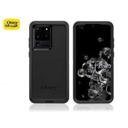 Samsung G988F Galaxy S20 Ultra védőtok - OtterBox Defender Screenless Edition - black