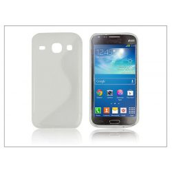 Samsung G3500 Galaxy Core Plus szilikon hátlap - S-Line - transparent