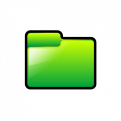 Slim Flexi Flip bőrtok - Apple iPhone 5/5S - fekete