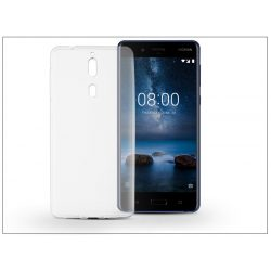 Nokia 8 szilikon hátlap - Ultra Slim 0,3 mm - transparent