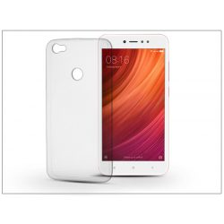 Xiaomi Redmi Note 5A/Note 5A Prime szilikon hátlap - Ultra Slim 0,3 mm - transparent