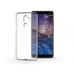 Nokia 7 Plus szilikon hátlap - Ultra Slim 0,3 mm - transparent