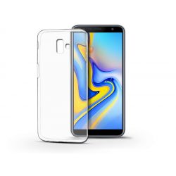 Samsung J610F Galaxy J6 Plus (2018) szilikon hátlap - Ultra Slim 0,3 mm - transparent