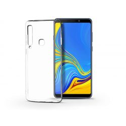 Samsung A920F Galaxy A9 (2018) szilikon hátlap - Ultra Slim 0,3 mm - transparent