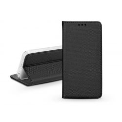 S-Book Flip bőrtok - Apple iPhone XR - fekete