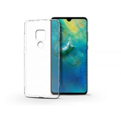 Huawei Mate 20 szilikon hátlap - Soft Clear - transparent