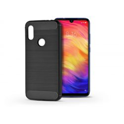 Xiaomi Redmi 7 szilikon hátlap - Carbon - fekete