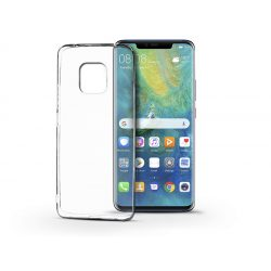 Huawei Mate 20 Pro szilikon hátlap - Soft Clear - transparent