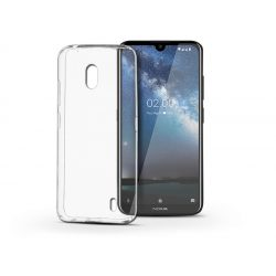 Nokia 2.2 szilikon hátlap - Soft Clear - transparent