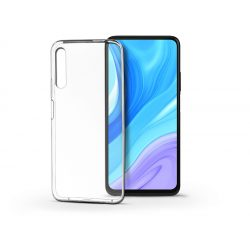 Huawei P Smart Pro (2019) szilikon hátlap - Soft Clear - transparent