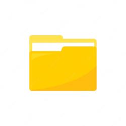 Slim Flip bőrtok - Samsung S5380 Wave Y - fekete