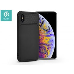 Apple iPhone XS Max szilikon hátlap - Devia Shark-1 - black