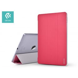 Apple iPad Pro 10.5/iPad Air (2019) védőtok (Smart Case) on/off funkcióval - Devia Light Grace - pink
