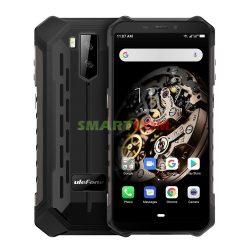 "Ulefone Armor X5 DUAL-SIM 4G 5.5"" HD IPS Strapabíró Okostelefon 3/32 GB Black"