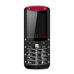 AGM M2 DUAL-SIM Strapabíró Mobiltelefon Ezüst