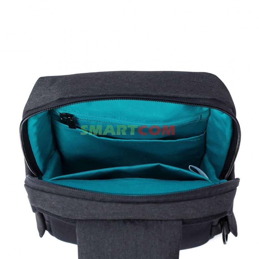 057c0eba42eb Xiaomi MI City Sling Bag vállpántos hátizsák sötét szürke (DSXB01RM ...